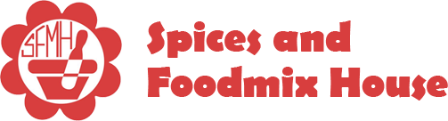 Spices and Food Mix House Logo
